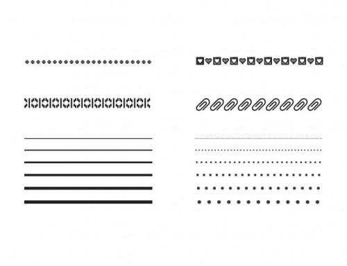 字体・排版・样式元素